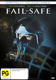 Fail-Safe on DVD image