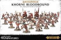 Warhammer Age of Sigmar: Khorne Bloodbound Slaughterstorm