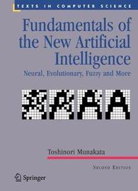 Fundamentals of the New Artificial Intelligence by Toshinori Munakata image