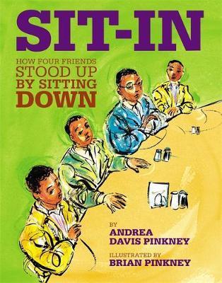 Sit-in by Andrea Davis Pinkney image