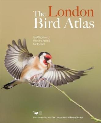 The London Bird Atlas by Ian Woodward