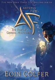 Artemis Fowl Boxed Set (Books 1-3) by Eoin Colfer