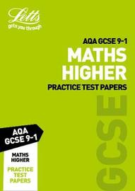 Grade 9-1 GCSE Maths Higher AQA Practice Test Papers by Collins