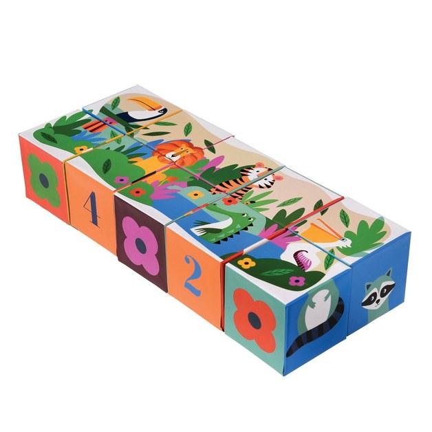 Colourful Creatures Block Puzzles