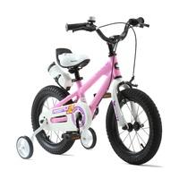 "RoyalBaby: BMX Freestyle - 14"" Bike (Pink)"