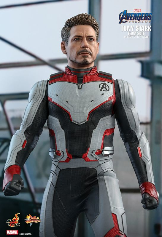 "Avengers: Endgame - Tony Stark (Team Suit) - 12"" Articulated Figure"