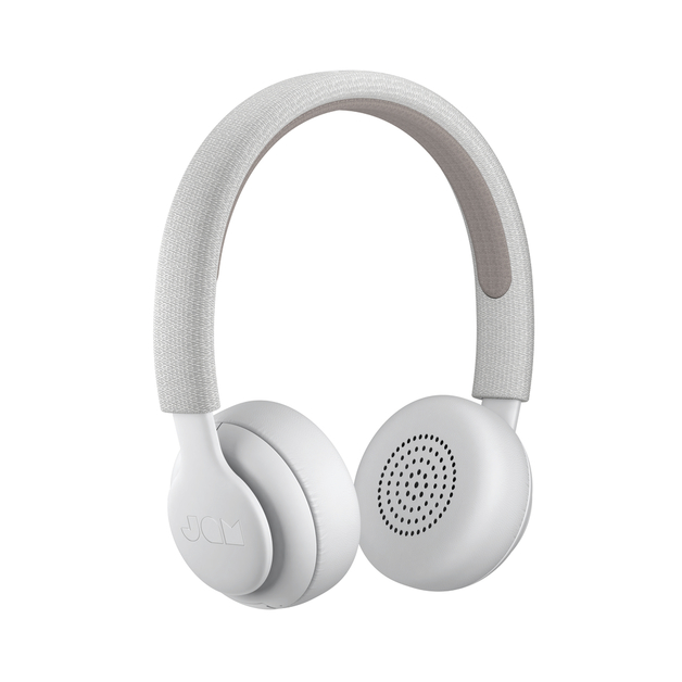 Jam: Been There Bluetooth On Ear Headphones - Grey