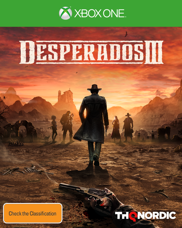 Desperados III for Xbox One