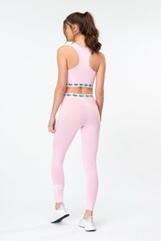 Just Hype: Taped Women's Legging Pink - 8 image