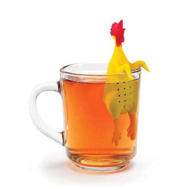 Cock-A-Doodle Brew - Cockerel Tea Infuser