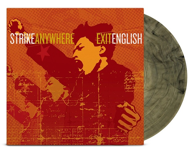 Exit English - (Limited Edition) by Strike Anywhere