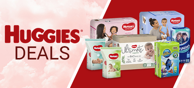 Huggies Deals!