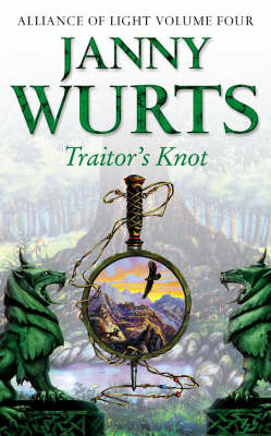 Traitor's Knot by Janny Wurts image