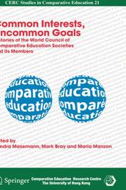 Common Interests, Uncommon Goals image