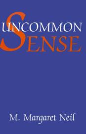 Uncommon Sense by Jack J. W. Lynch image