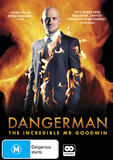 Dangerman: The Incredible Mr. Goodwin on DVD
