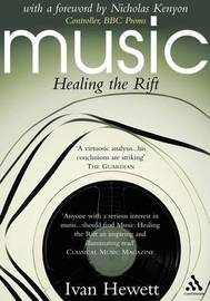 Music: Healing the Rift by Ivan Hewett image