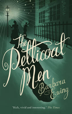 The Petticoat Men by Barbara Ewing