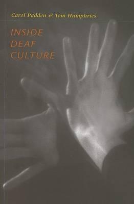 Inside Deaf Culture by Carol Padden image