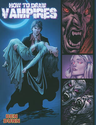 How to Draw Vampires by Ben Dunn image