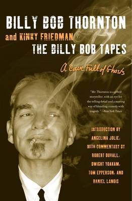 The Billy Bob Tapes by Billy Bob Thornton image