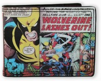 Marvel: Wolverine Comic - Bi-fold Wallet