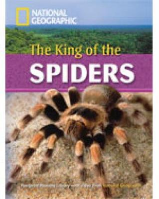Queen of the Tarantula: 2600 Headwords by National Geographic