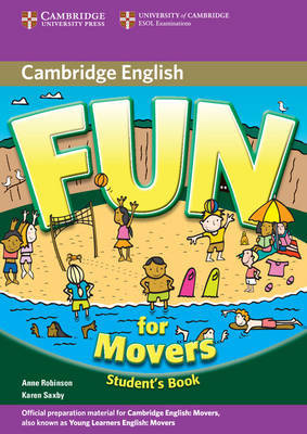 Fun for Movers Student's Book by Anne Robinson image