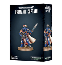 Warhammer 40,000: Space Marine Primaris Captain