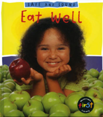 Eat Well Big Book by Angela Royston