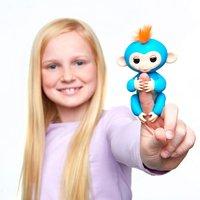 Fingerlings: Interactive Baby Monkey - Boris image