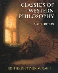 Classics of Western Philosophy by Steven M Cahn