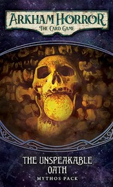 Arkham Horror - The Unspeakable Oath (Mythos Pack)