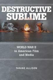 Destructive Sublime by Tanine Allison