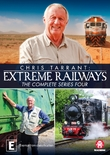 Chris Tarrant's Extreme Railways: Series 4 on DVD