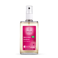 Weleda: Wild Rose Spray Deodorant (50ml)