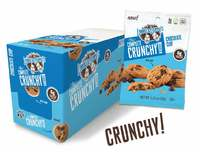 Lenny & Larry Crunchy Cookies - Chocolate Chip (12x35g)