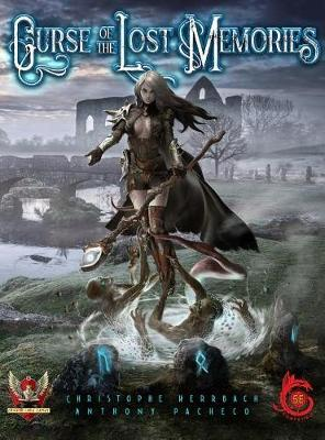 Curse of the Lost Memories for 5E RPG by Anthony Pacheco