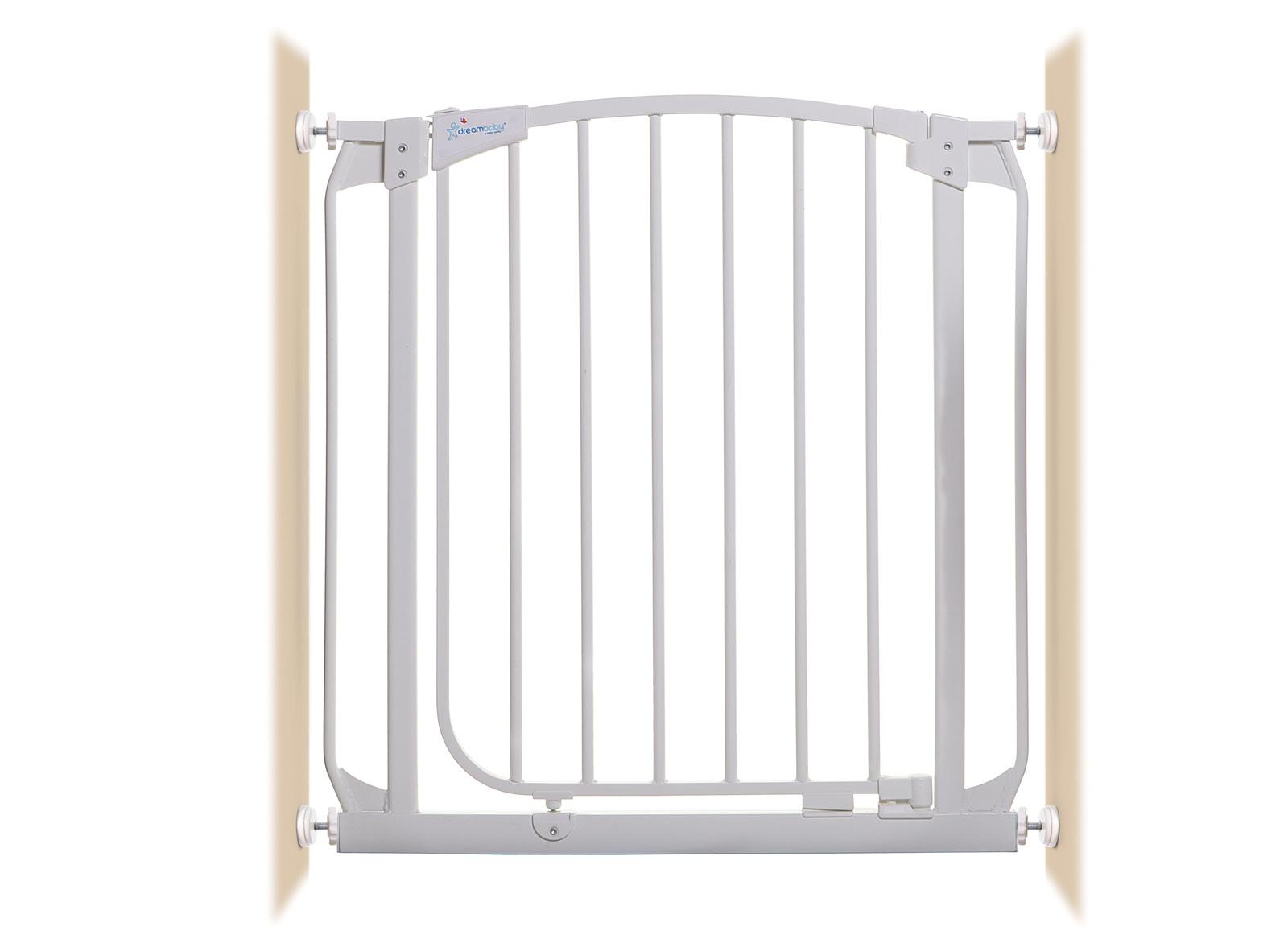 Dreambaby Chelsea Safety Gate - White image
