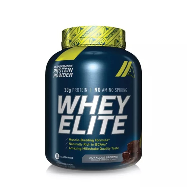 API Whey Elite Protein Powder - Fudge Brownie (70 Serves)
