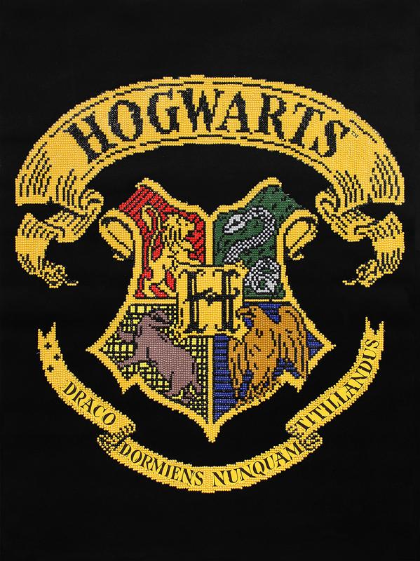Diamond Dotz: Facet Art Kit - Harry Potter: Hogwarts Crest