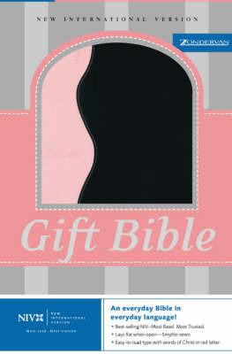 NIV Gift Bible image