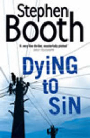 Dying to Sin by Stephen Booth image