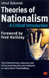 Theories of Nationalism: A Critical Introduction by Umut Ozkirimli image
