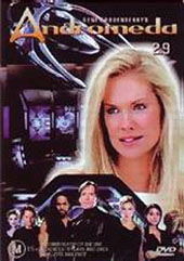 Andromeda 2.9 on DVD