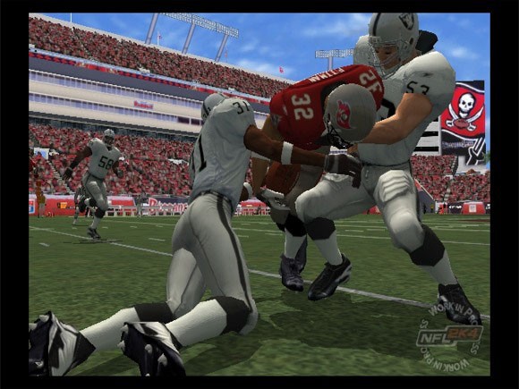 ESPN NFL Football 2K4 for PS2 image