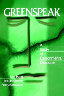 Greenspeak by Rom Harre