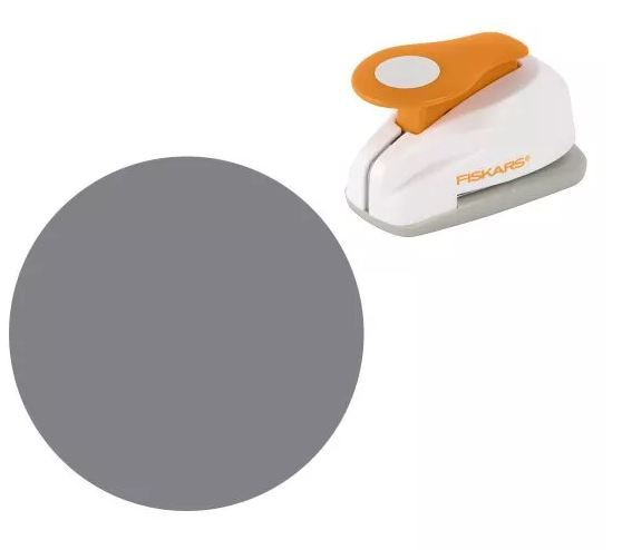 "Fiskars Lever Punch - 2"" Circle (Large)"