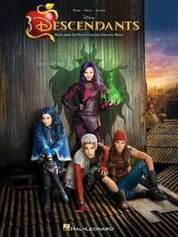 Descendants by Hal Leonard Publishing Corporation