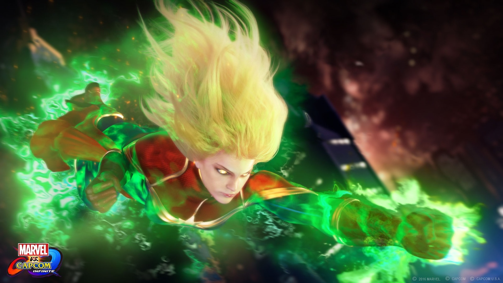 Marvel vs Capcom Infinite for Xbox One image